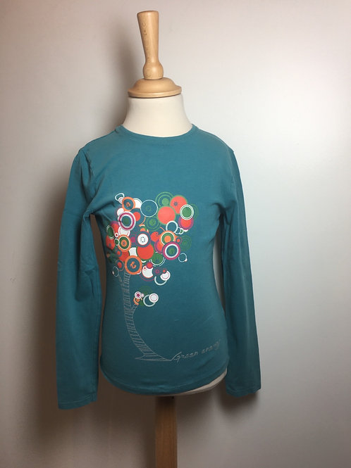T- shirt fille T8A Okaidi - 12409