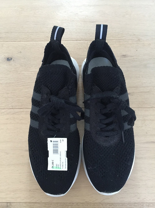 Baskets noires P43 - Adidas - 3936
