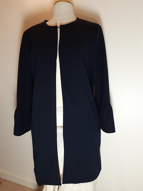 Veste habillée bleu marine TXL Perfekt J -12489