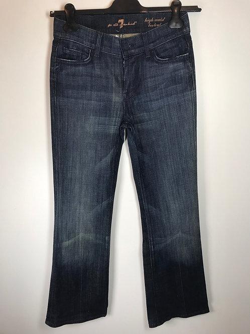 Jeans femme TM  7forallMankind - 11380