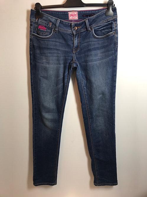 Jeans femme  TL  SuperDry - 11634