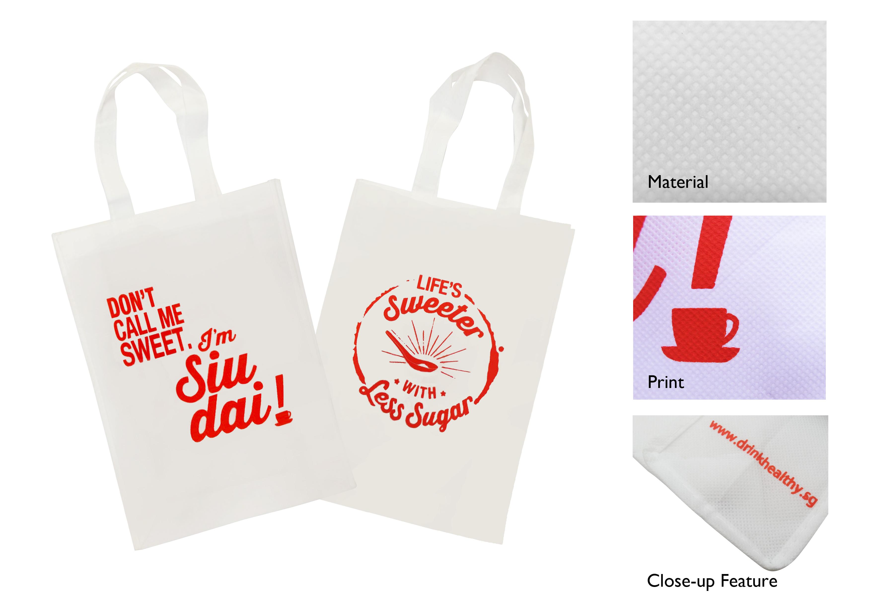 Siu Dai Tote Bag