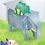Thumbnail: Mideer Origami Paper Animals
