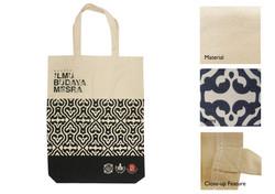 Bulan Bahasa Tote Bag