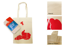 The Missing Mouse Totebag