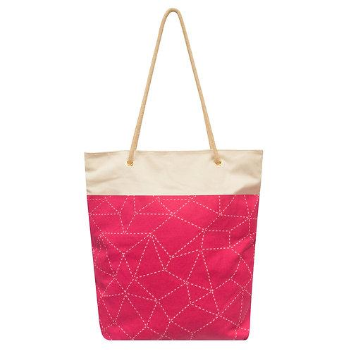 Bandung Packet Canvas Tote Bag
