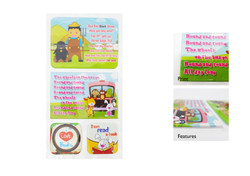 Children Story NLB Sticker