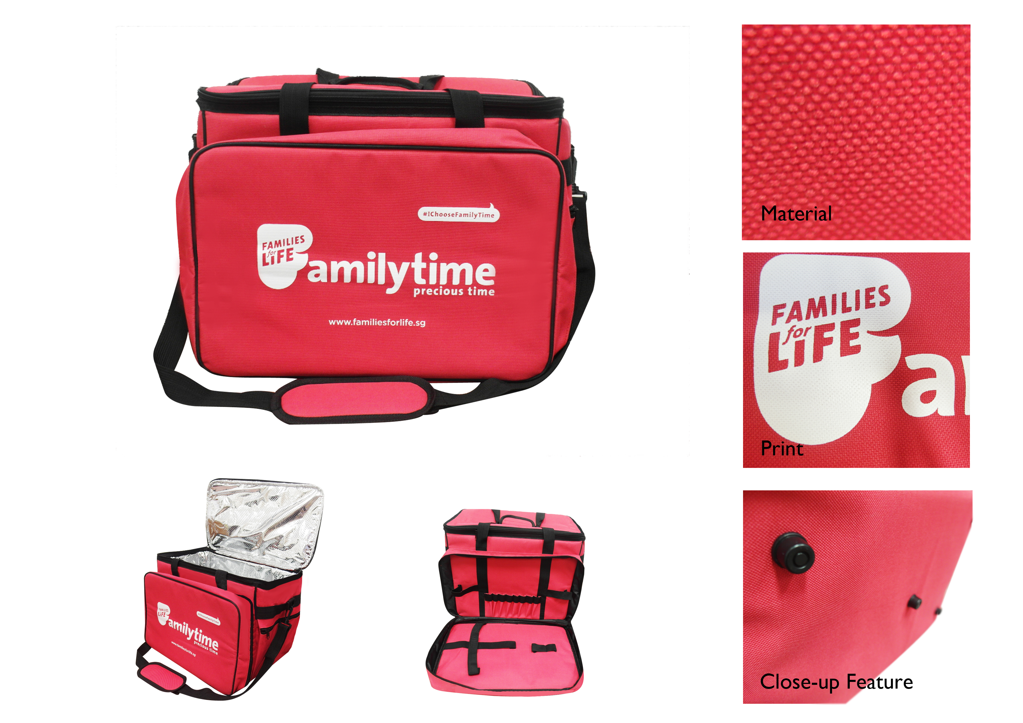 Picnic Bag, Families for Life