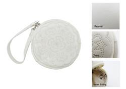 Snowskin Mooncake Wristlet Bag