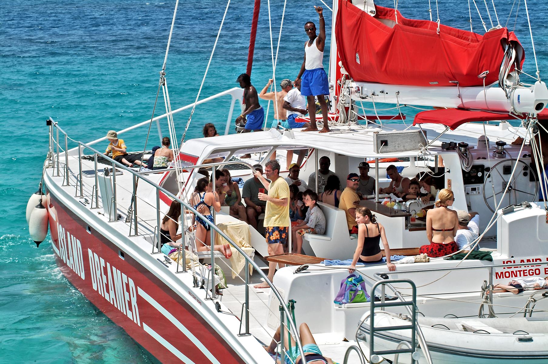 Catamaran Negril