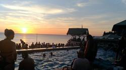 Sunset at the Ricks
