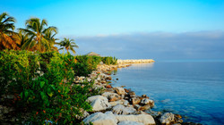Early Morning view from Montego Bay Jamaica_Ultra HD