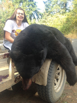 Bear of a lifetime