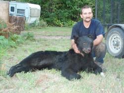 Black Bear Guided Hunt