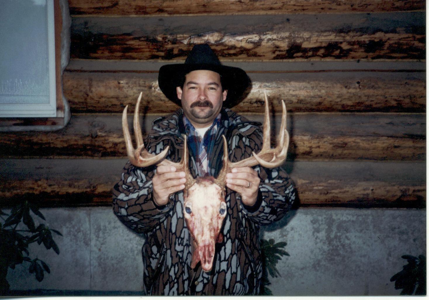 5x5 Whitetail Deer