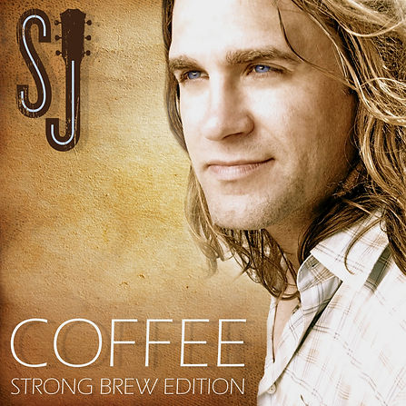 Coffee Strong Brew Edition Cover Art (1.