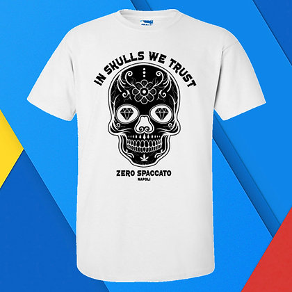 In Skulls We Trust White