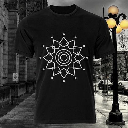 Sun Flower Black