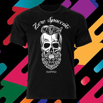 Beard Skull Black