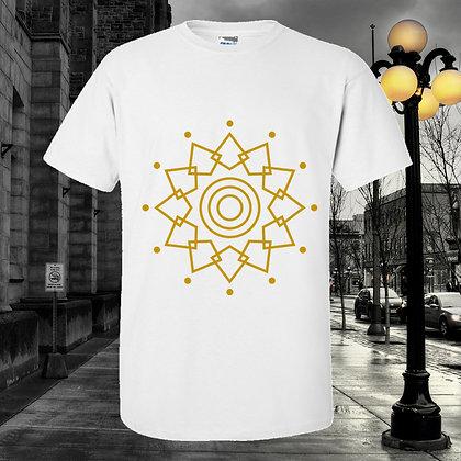 Sun Flower White