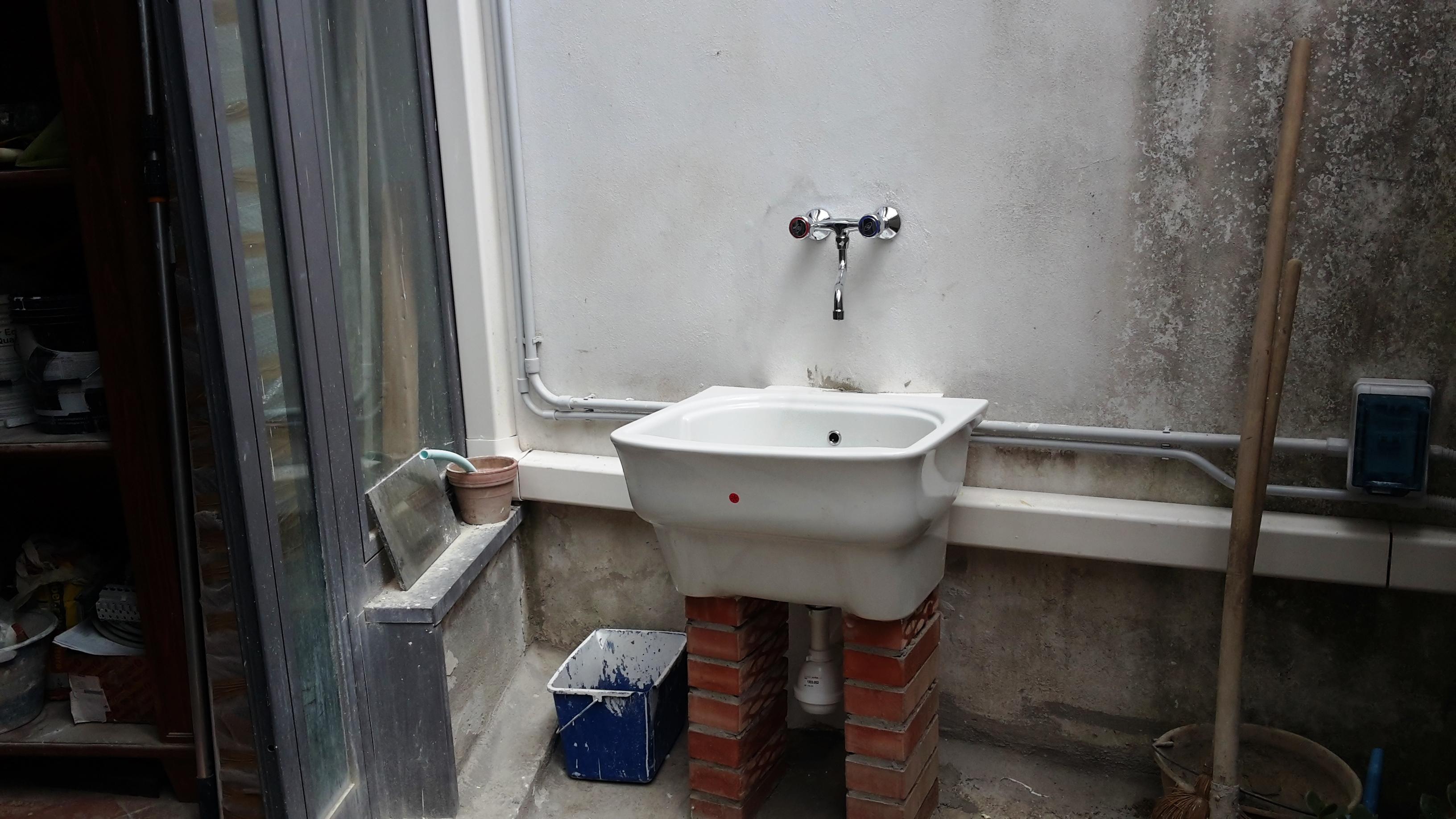 nuovo lavatoio laboratorio