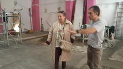 Amalia supervisiona 11/05/2015