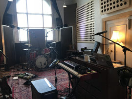 RECORDING AT BRIGHTON ELECTRIC