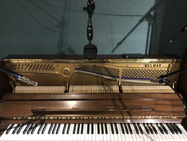STEREO PIANO MICING