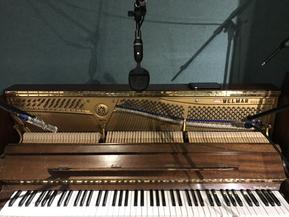 STEREO PIANO MICING