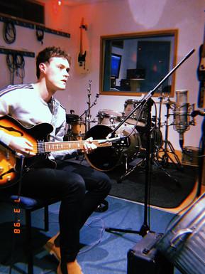 RECORDING WITH ALI RICE