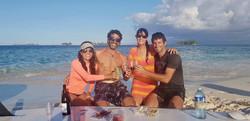 Family time Sailing Trip Paradise