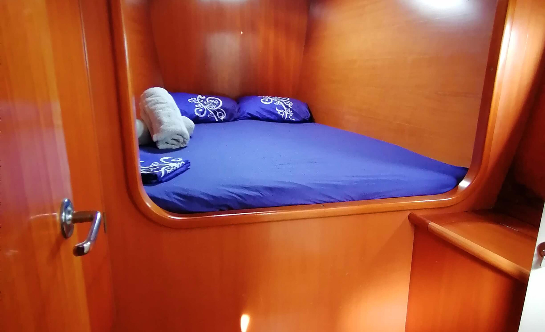 Double cabines L'Eclectik 2