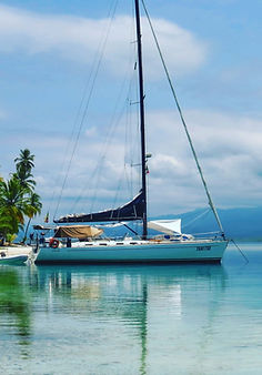 Sports boat trip French Polynesia