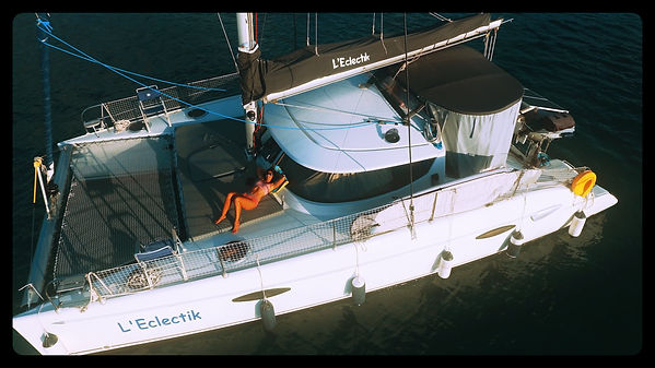 Catamaran Lavezzi 40 Panama