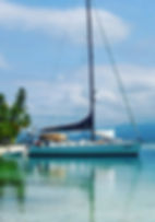 Polynésie Française sejour en bateau de sport Finot 53