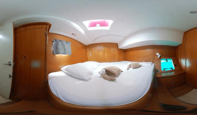 Cabine-king-size-catamaran