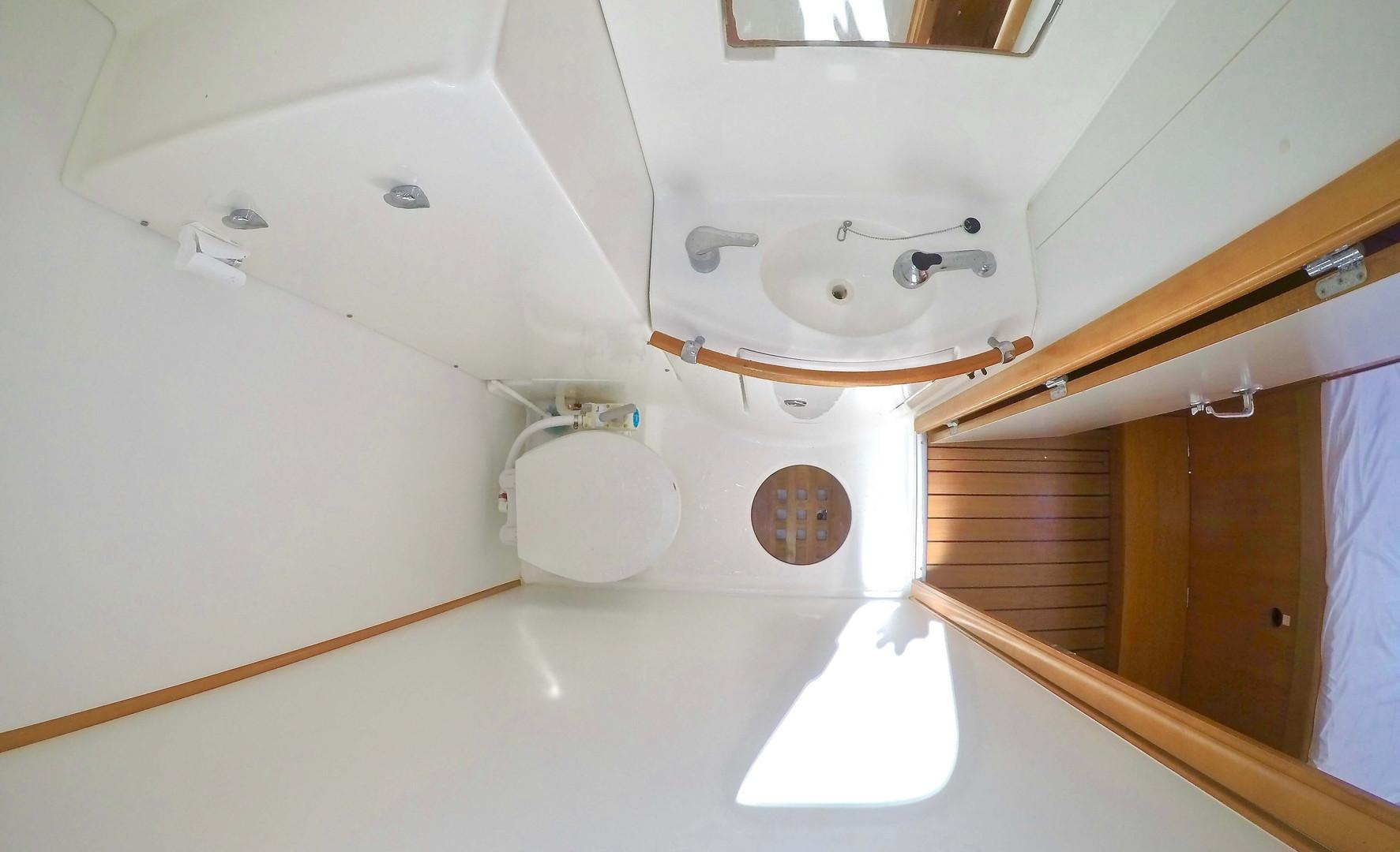 Salle de bain privée L'Eclectik 2