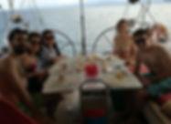 Polynésie Française equipage bateau de sport Finot 53
