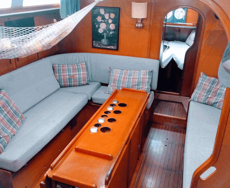 Boat Amel Maramu46 Panama