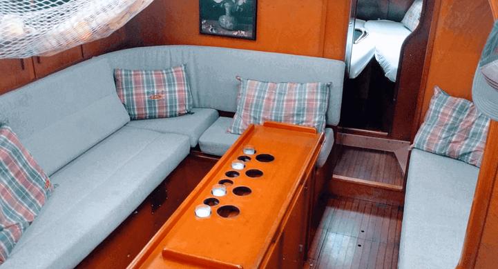 Salon voilier Amel Maramu46 Panama