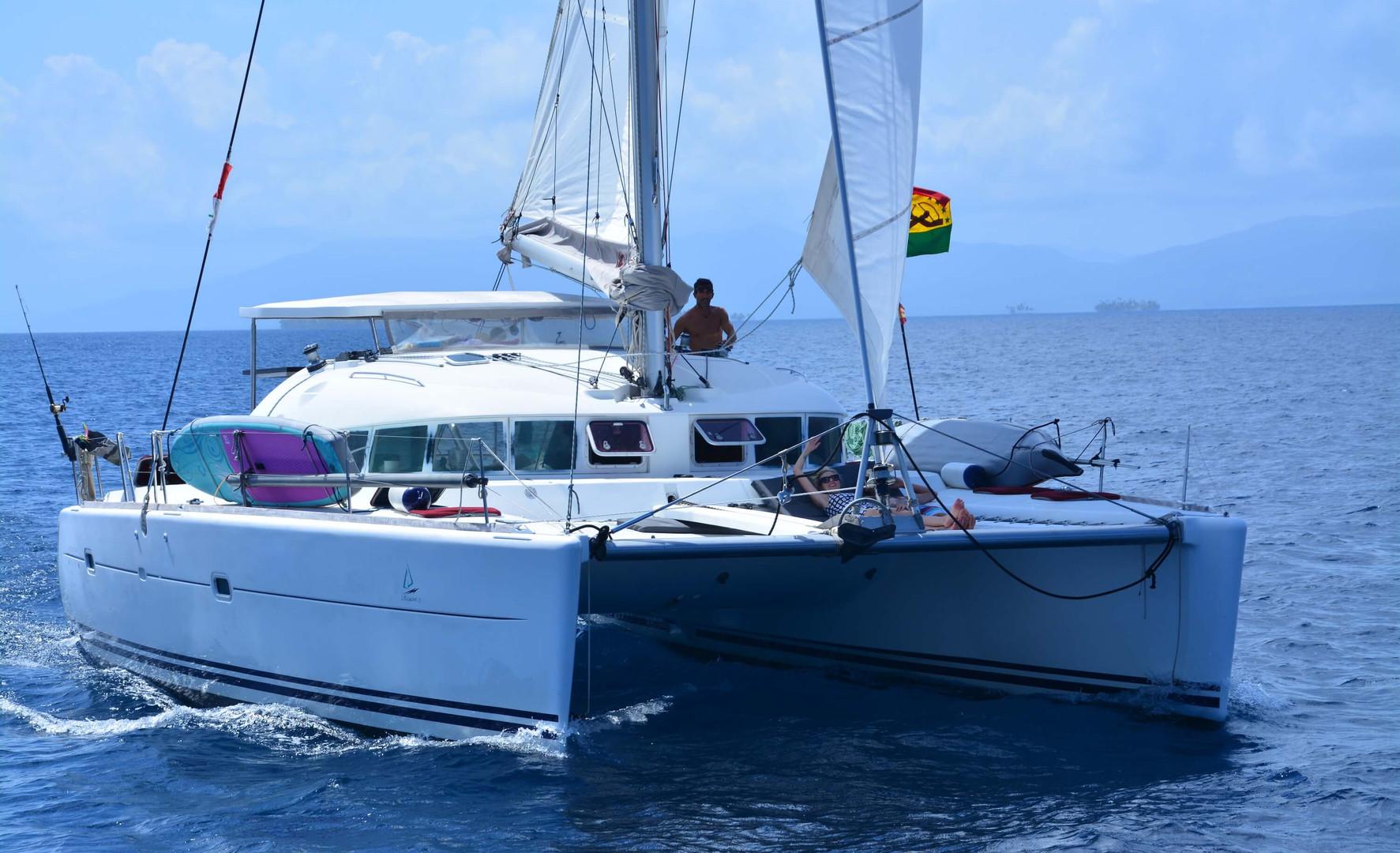 catamaran Panama