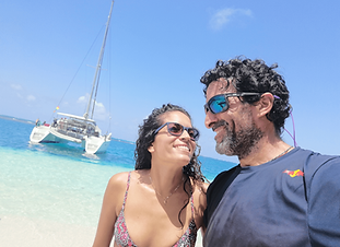 Sejour las san blas catamaran eclectik 2
