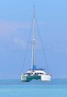 Catamarán eclectik 2