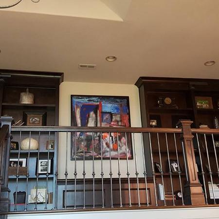 Wood Bookshelves