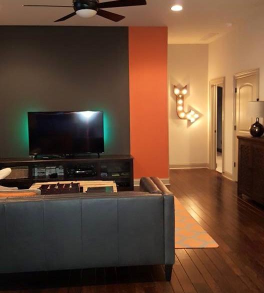 Boy's Lounge
