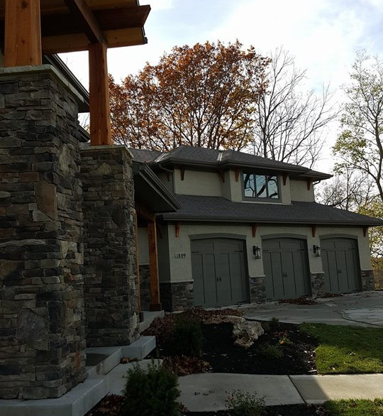 Modern Rustic Front
