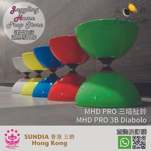 Sundia 三鈴 MHD PRO 三培扯鈴 3B Diabolo