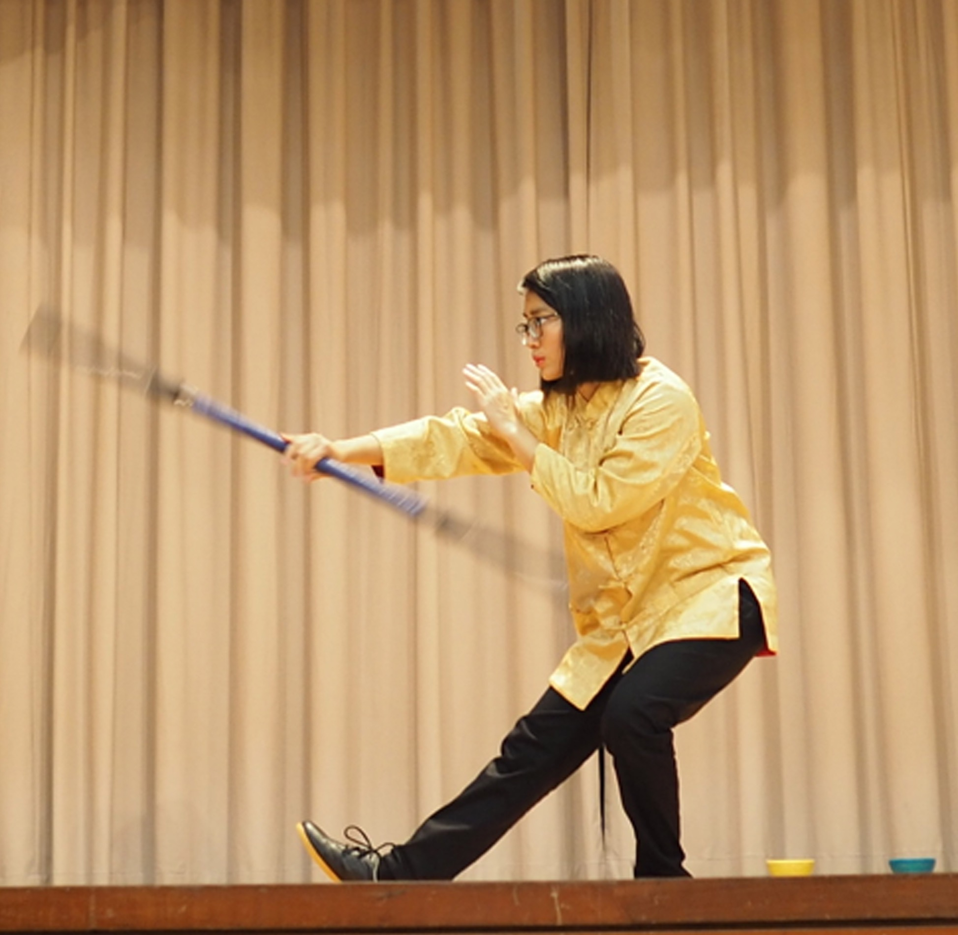 Staff Performance 手仗表演