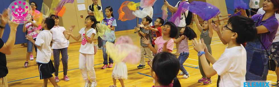 雜耍推廣及主題活動
