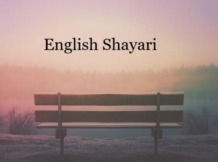 English Shayari 2020, Shayari In Hinglish For Life